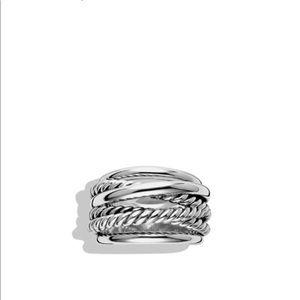 David Yurman Ring Size 6.5